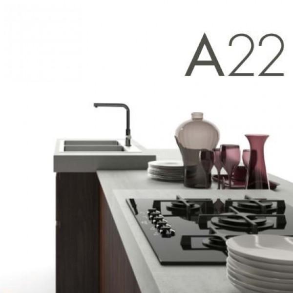 Кухня Alta A22
