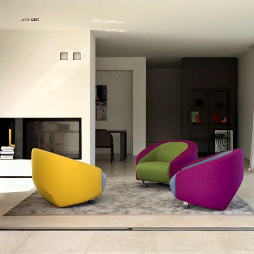 Мягкая мебель Ditre Italia - Armchairs 2016