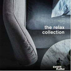 Мягкая мебель Ditre Italia  - The Relax Collection 2017