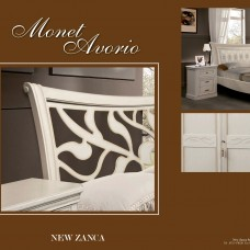 Спальни New Zanca - Monet avorio