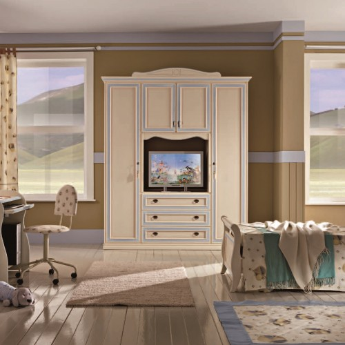 Мебель для детей New Zanca - Palladio 2011