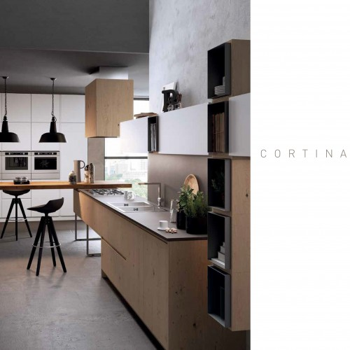 Кухни Biefbi - CORTINA 2015