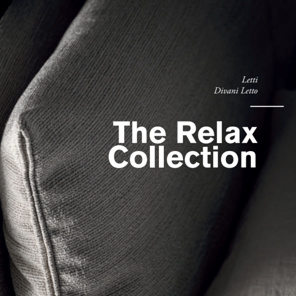 Мягкая мебель Ditre Italia  - The Relax Collection