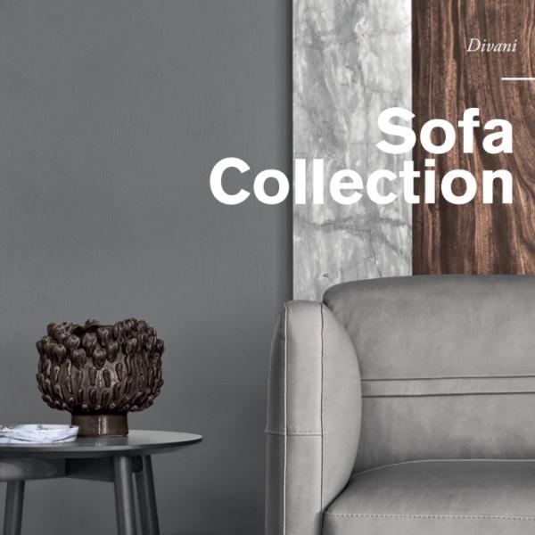 Мягкая мебель Ditre Italia - The sofas collection